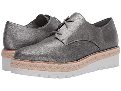 Eileen Fisher Everly (Silver Metallic Leather) Women