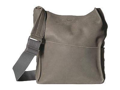 Hammitt Davis (Pewter/Brushed Silver) Handbags