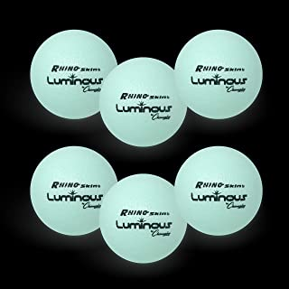 Champion Sports Low Bounce Extreme Color Fun Dodgeball Sets- Thermo Color Change, Glow-in-dark, and Web Patterns