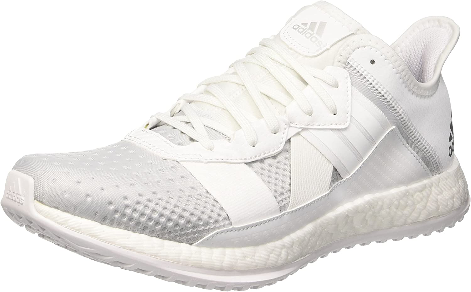 Adidas Details About Men shoes Training Pure Boost ZG Trainer Gym Work Out Running New S76725