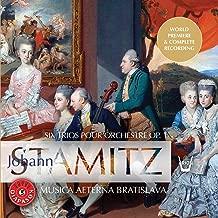 Stamitz: Six Trios pour Orchestre, Op.1
