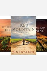 Red Mountain Chronicles (3 Book Series) Kindle Edition