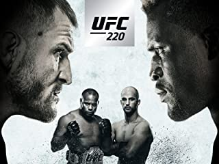 Get Ready for UFC 220