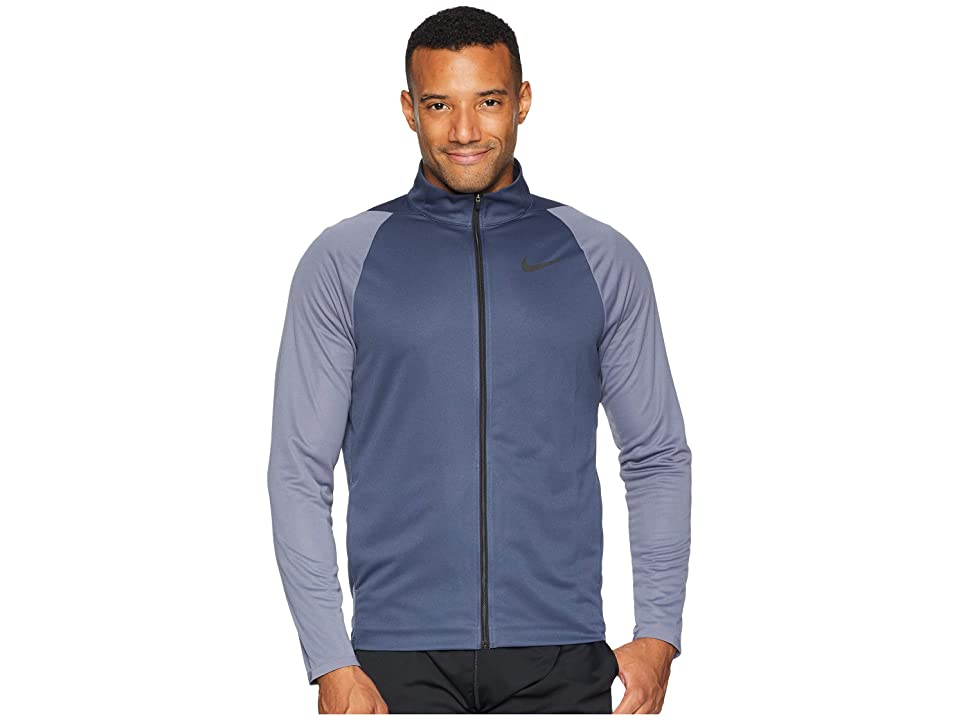 Nike Epic Jacket Knit (Thunder Blue/Light Carbon/Black) Men
