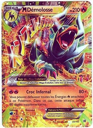 Carte Pokemon Ultra Rare Demolosse Ex 153162 Vf Neuf Full