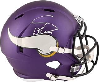 Best stefon diggs autographed helmet Reviews