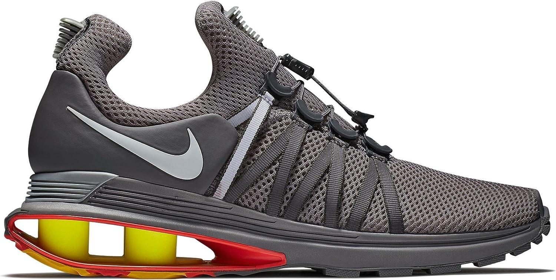 Nike Herren Shox Gravity weiß Gunsmoke Gunsmoke Größe 9,5 aq8553 006 B00NQF1AZA Neues Angebot