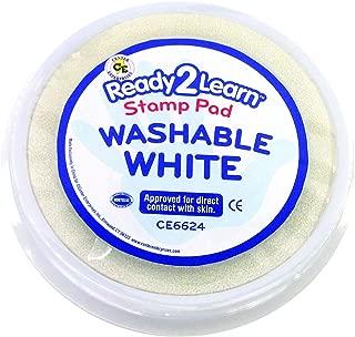 Center Enterprise CE6624 Circular Washable White Stamp Pad