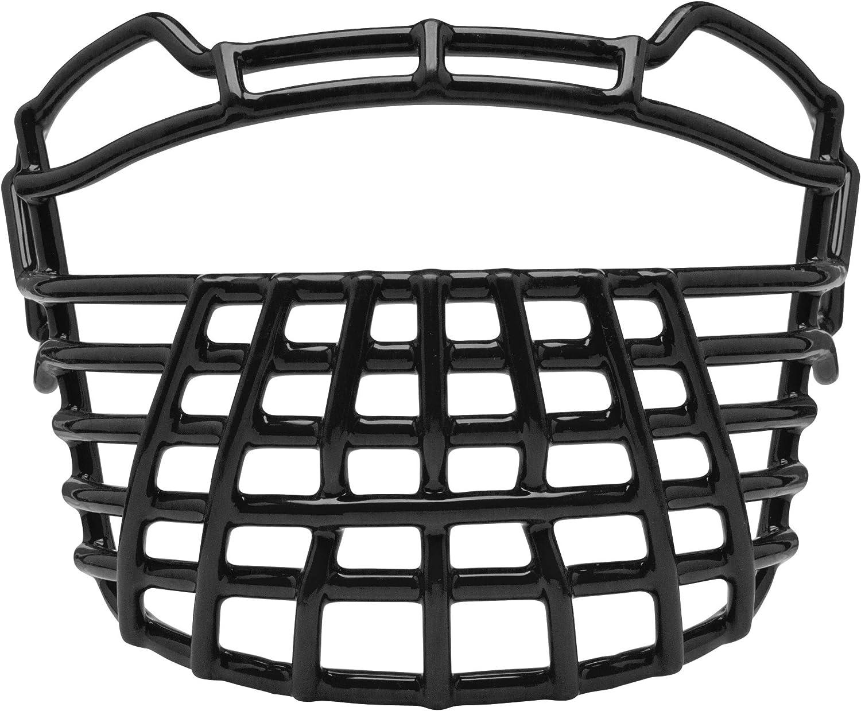 Schutt Sports Varsity VROPO DW SSU Football Faceguard, Black