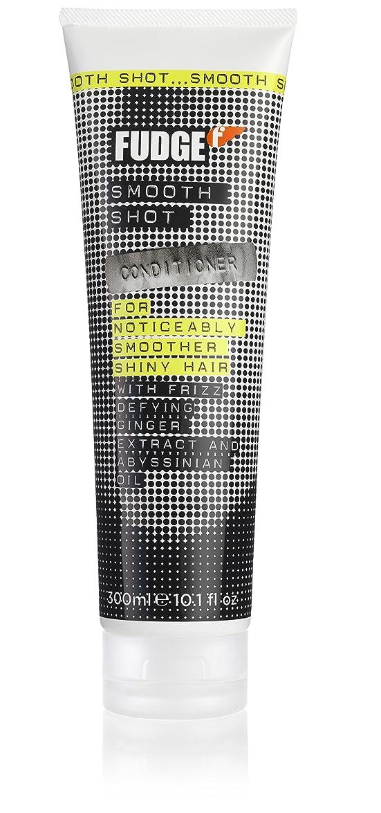 貫入証明排他的ファッジ Smooth Shot Conditioner (For Noticeably Smoother Shiny Hair) 300ml [海外直送品]