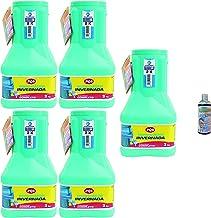 PQS Caja de 5 Dosificadores de Invernada 2 kg (5 Unidades de 2 kg.) + Regalo de clarificador de Agua 100 ml