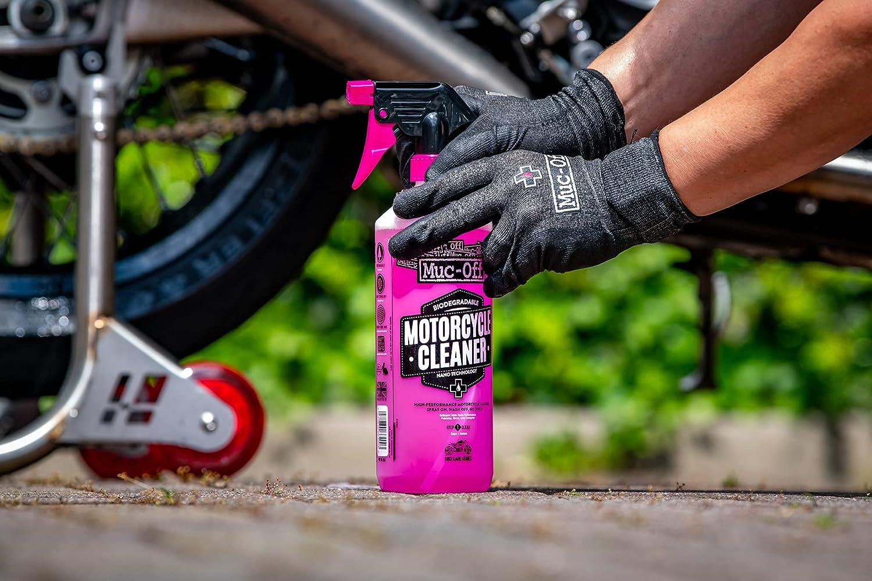 muc-off nano tech bike cleaner - 1l- Black : Amazon.in: Car & Motorbike