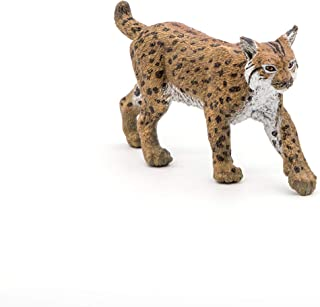 Papo 50241 Lynx WILD ANIMAL KINGDOM Figurine, Multicolour