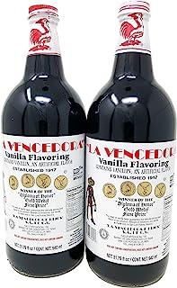 La Vencedora Mexican Vanilla (31.79 oz) (2 Pack)