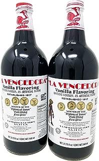 La Vencedora Mexican Vanilla