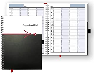 4 Column Undated Appointment Planner
