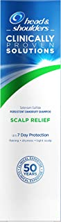 Head & Shoulders Solutions Scalp Relief Persistent Dandruff Shampoo 250ml