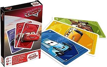 Cartamundi - Juego de Cartas de Disney Cars y Old Maid