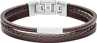 Fossil Bracelet Homme Cuir - 32011987