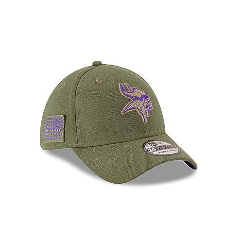 a414de51 New Era Mens NFL 2018 Salute to Service 39Thirty Flex Fit Hat