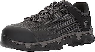 Timberland PRO Men's Powertrain Sport Alloy Toe Eh-Raptek Synthetic Industrial & Construction Shoe