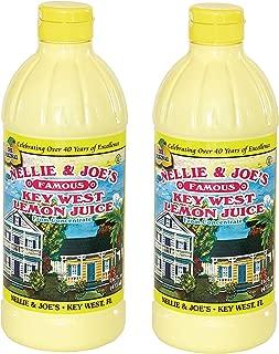 Nellie & Joes Key West Lemon Juice 16 oz