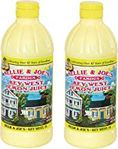 Nellie & Joes Key West Lemon Juice 16 oz