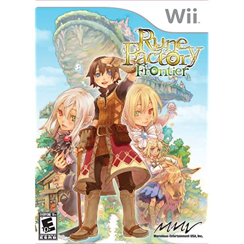Harvest Moon Wii: Amazon com