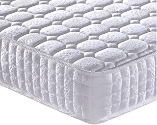 Vesgantti 11.4 Inch Multilayer Hybrid Twin Mattress - Multiple Sizes & Styles Available, Ergonomic Design with Breathable ...