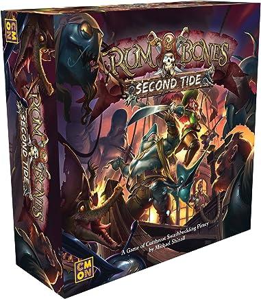 CMON Rum & Bones: Second Tide Board Game