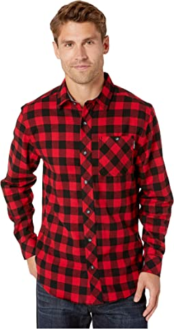 Classic Red Buffalo Check