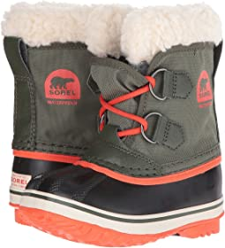 SOREL Kids Yoot Pac™ Nylon (Toddler/Little Kid)