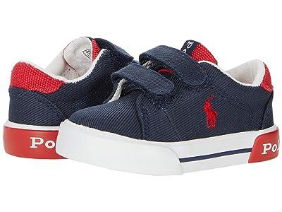 Polo Ralph Lauren Kids Grafftyn EZ (Toddler)