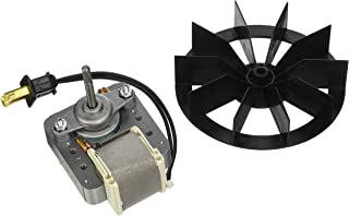 AIR KING AMERICA AS70KIT 70 CFM Advantage Bath Fan Motor/Blade Kit, Stainless Steel