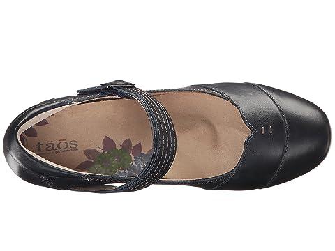 Blacknavytaupe La Chine Cuir Vertu Huilé De De Chaussure Taos z0qWZnqO