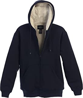 ژاکت مردانه Gioberti در وزن سنگین وزن شرپا با کت پشم گوسفند