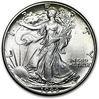 uncirculated half dollar coins