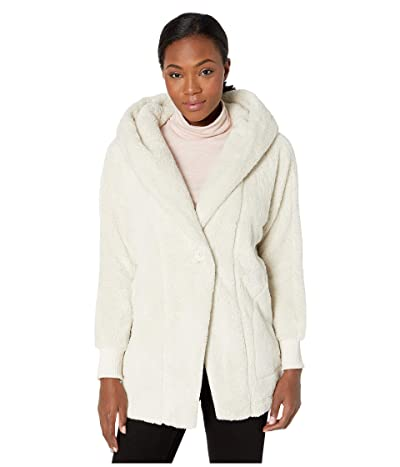 The North Face Campshire Fleece Wrap (Vintage White) Women