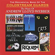Andrew Lloyd Webber: a Symphonic Study: Phantom of the Opera / Unexpected Song / Skimbleshanks: the Railway Cat / Starlight Express / Variations / Think of Me / You Made Me Think You Were In Love / Memory