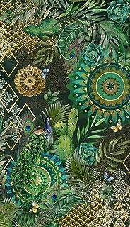 Hip Telo da Spiaggia 5582-H Elessa 100x180 cm Multicolore Asciugamano da Bagno