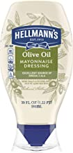 Hellmann's Mayonnaise Dressing with Olive Oil Squeeze 20 oz