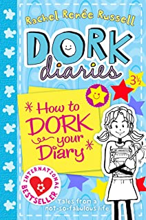 How to Dork Your Diary by Rachel Renee Russell - Paperback