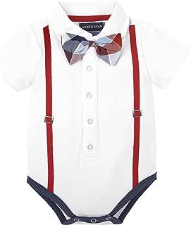 Karoleda Toddler Baby Girls Kids Spring Clothes Horse Stripe Print Princess Party Dress Outfits