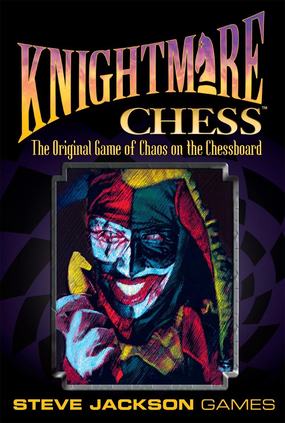 Steve Jackson Games Knightmare Edition Third 限定品 無料 - Chess