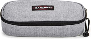 Eastpak Oval Single Estuche, 22 cm, Gris (Sunday Grey