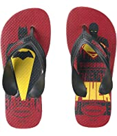 Havaianas Kids Max Heroes Flip Flops (Toddler/Little Kid/Big Kid)