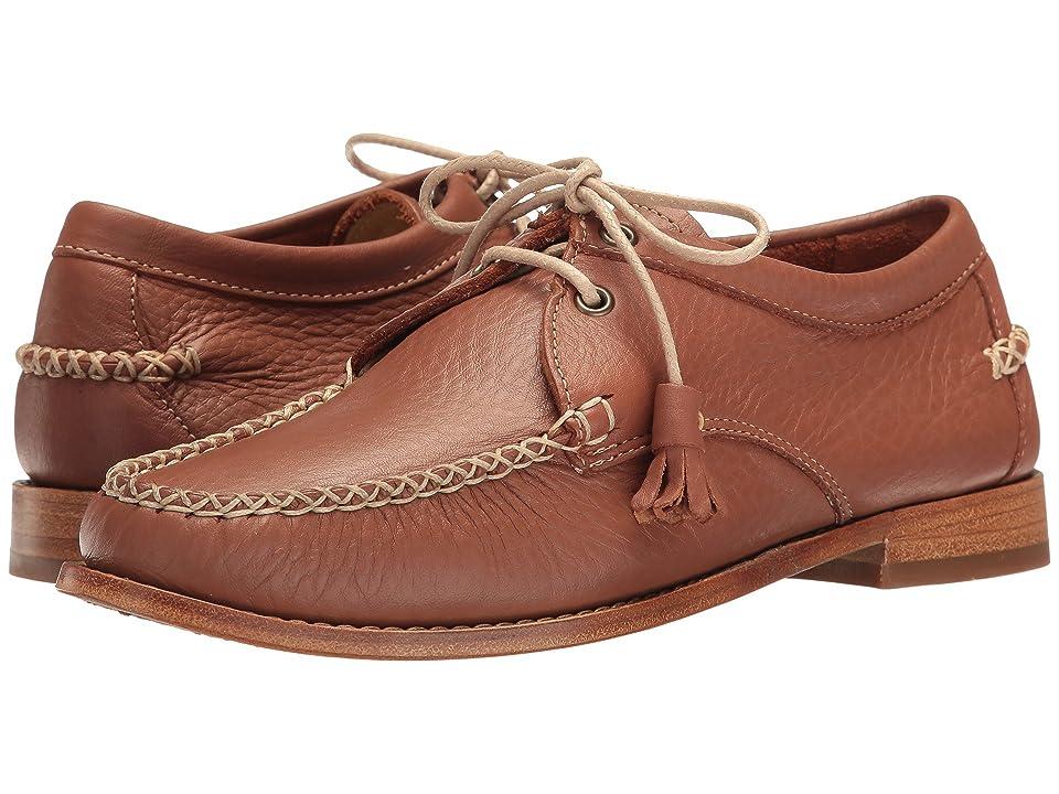 G.H. Bass & Co. Winnie Weejuns (Tan Soft Tumbled Leather) Women