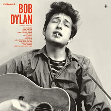 Bob Dylan's Debut Album + An Exclusive 7-inch Colored Single [VINYL]