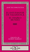 El estudiante de Salamanca (CLASICOS CASTALIA. C/C. nВє 81) (Spanish Edition)