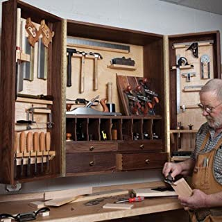 Woodworking Project Paper Plan to Build Hand Tool Cabinet